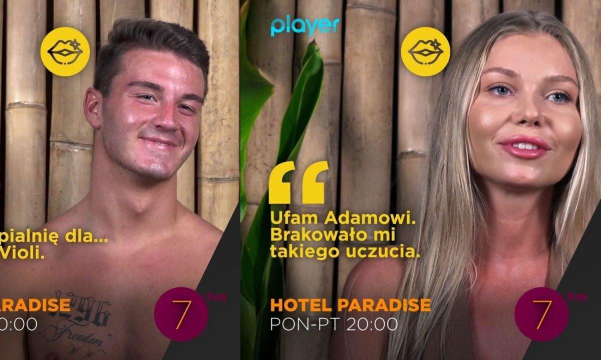 Hotel Paradise: W programie doszło do pierwszego seksu! Fani: Chwilę pobzyka i zmyka