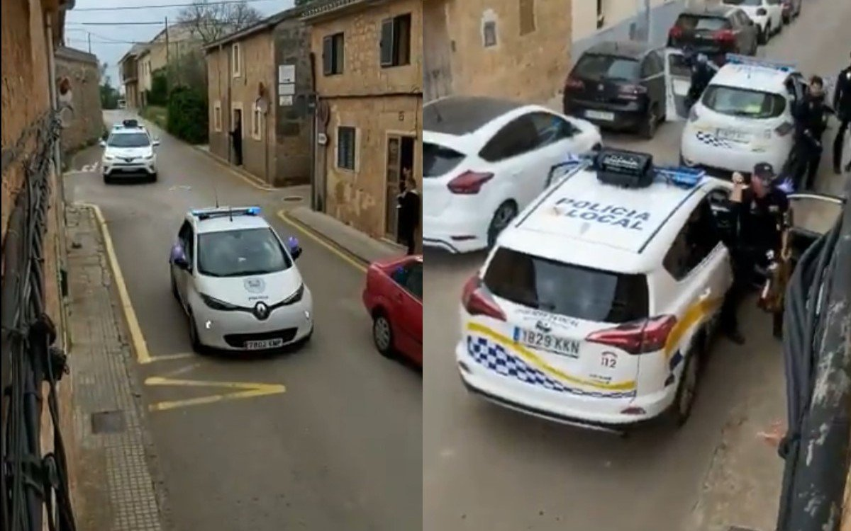 Policja z nietypową misją na ulicach miasta