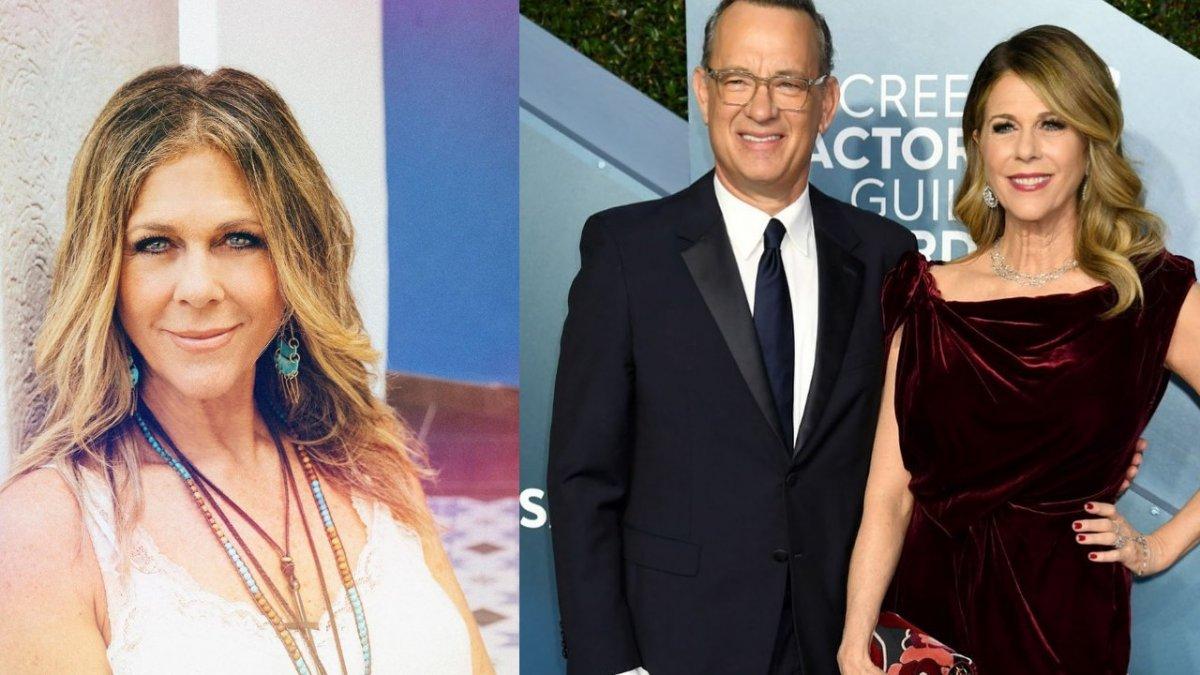 Tom Hanks i jego żona Rita Wilson mają pozytywny wynik testu na koronawirus