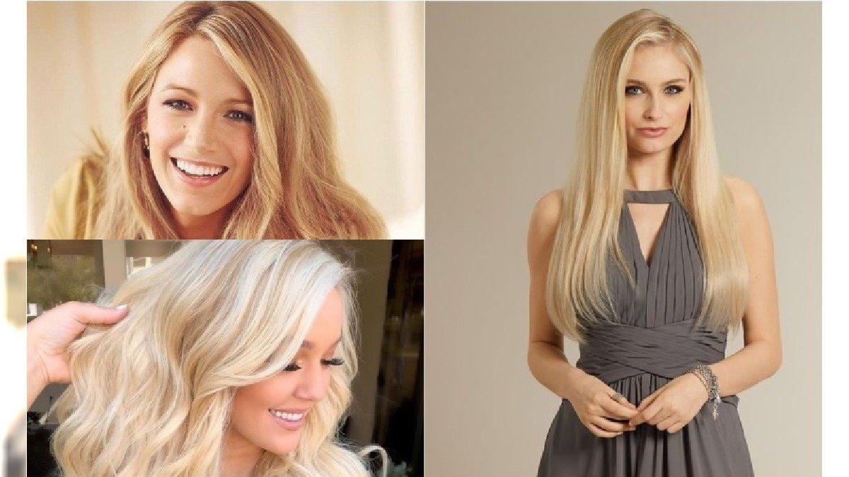 Modne kolory włosów 2020: Odcienie blondu wybierane przez gwiazdy