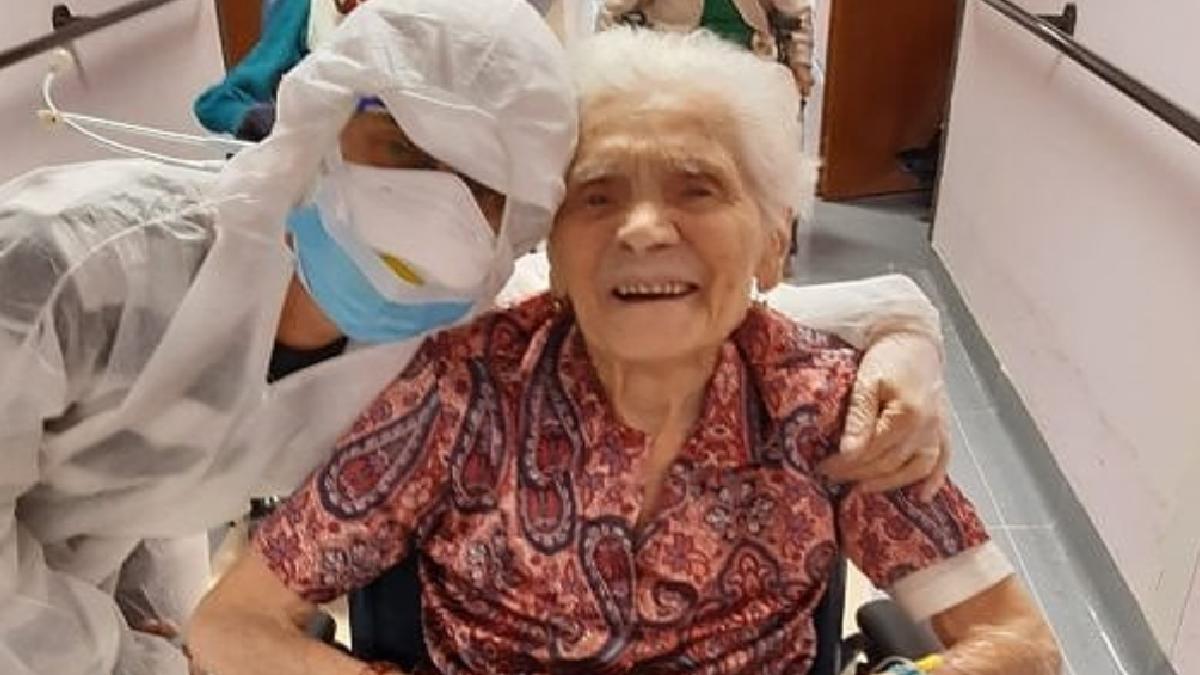 104 - latka pokonała wirusa!