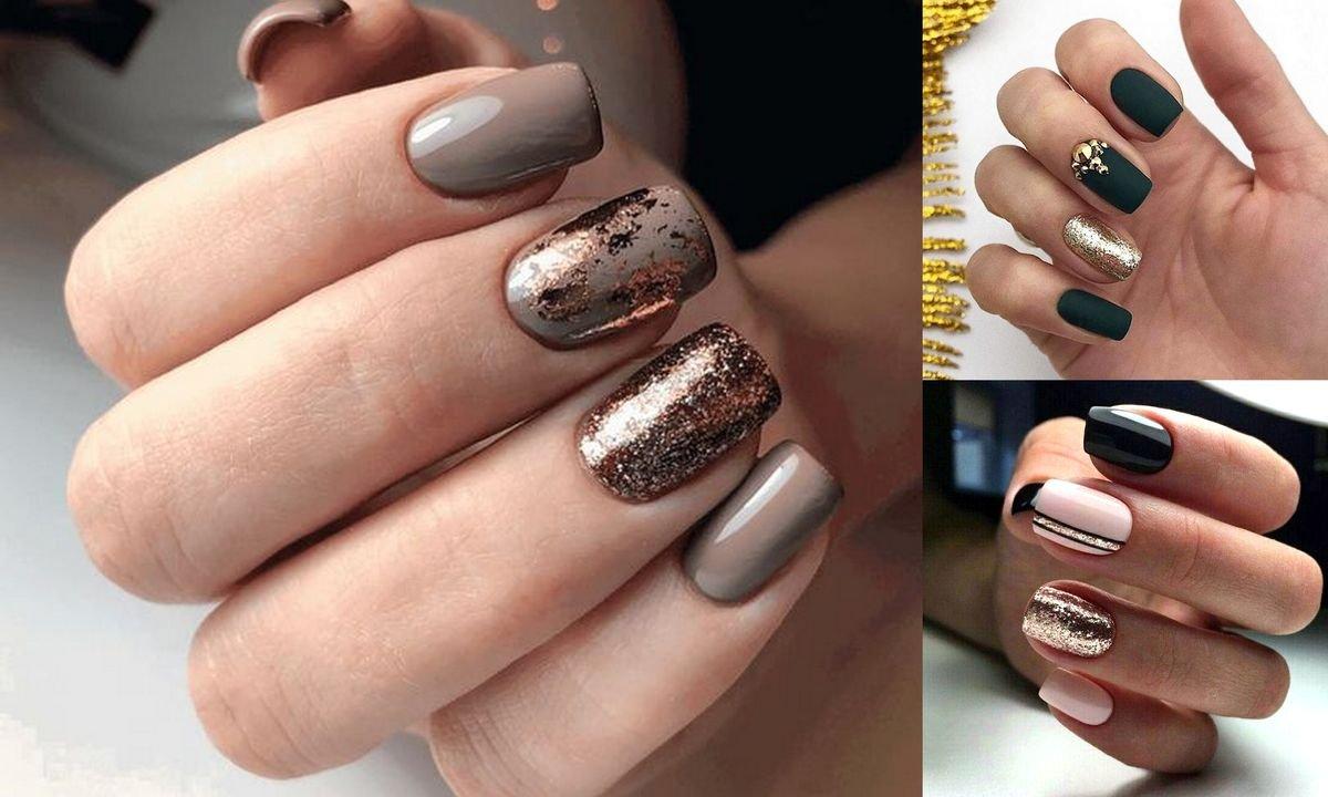 25 pomysłów na manicure z dodatkiem brokatu! [GALERIA]