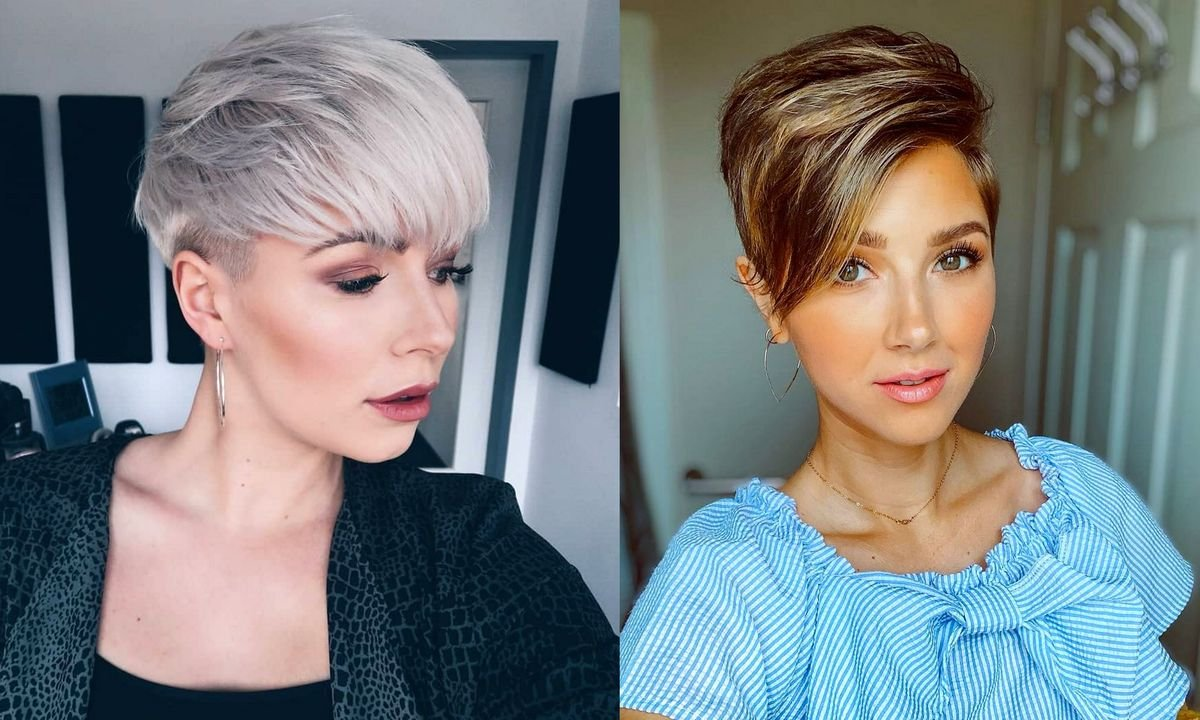 Fryzury pixie i undercut - 19 stylowych propozycji