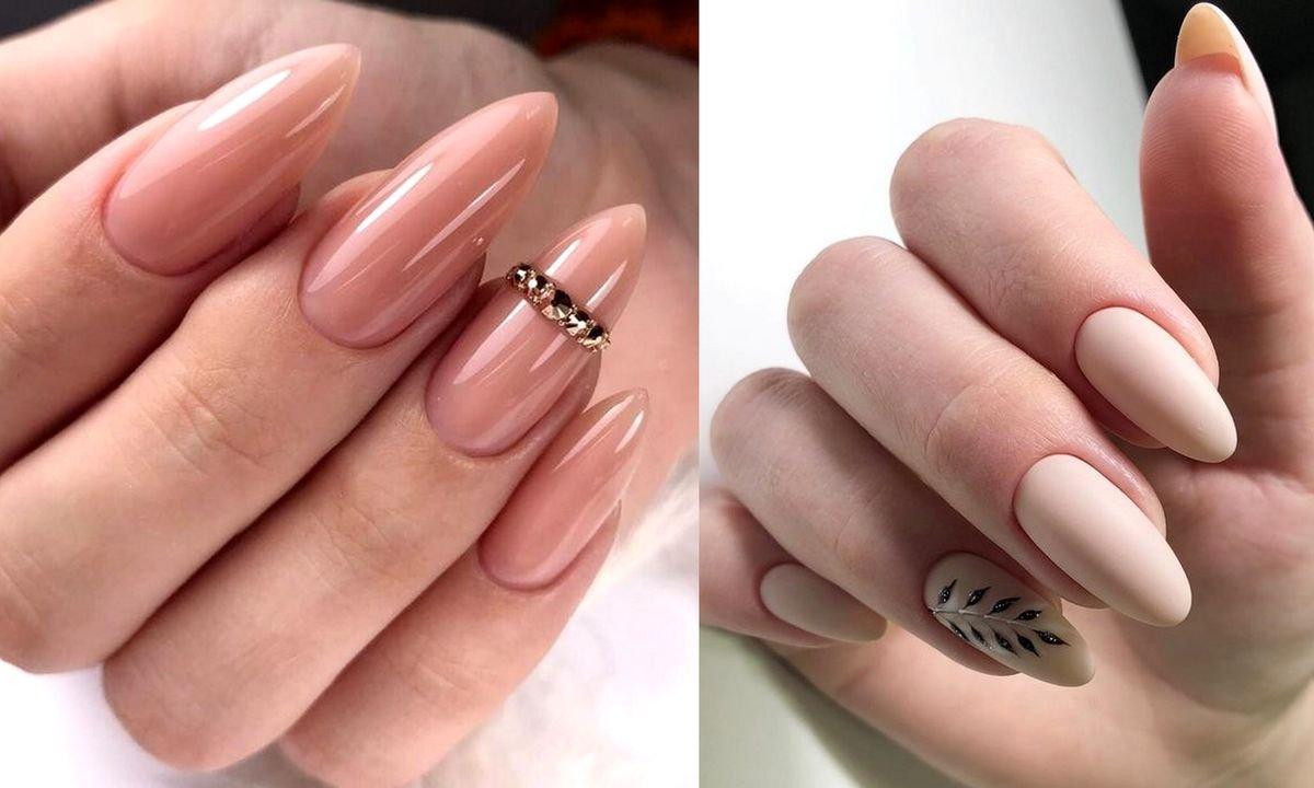 Beżowy manicure - przegląd stylowych zdobień w odcieniach nude