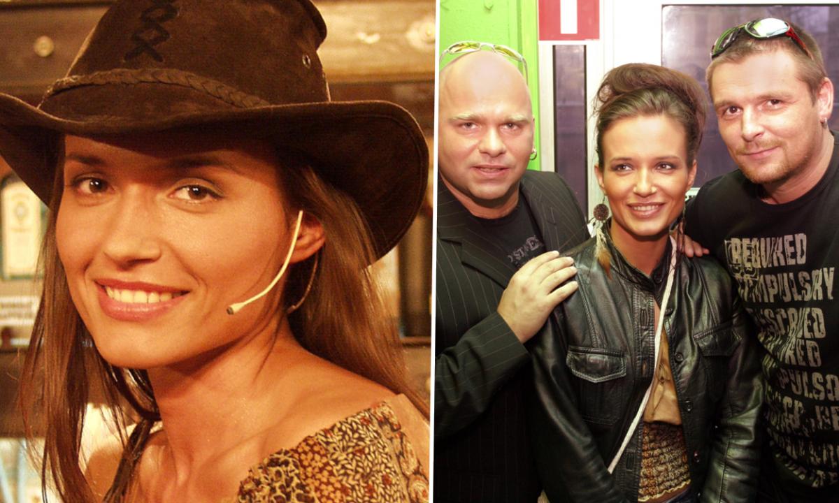 """Pamiętacie piękną Dobrusię z programu """"Bar""""? Jak dziś wygląda 43-latka? Jest partnerką znanego muzyka!"""