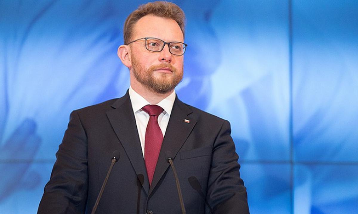 """Minister Zdrowia w czasie konferencji ostro o niektórych Polakach: """"To jest objaw egoizmu!"""""""