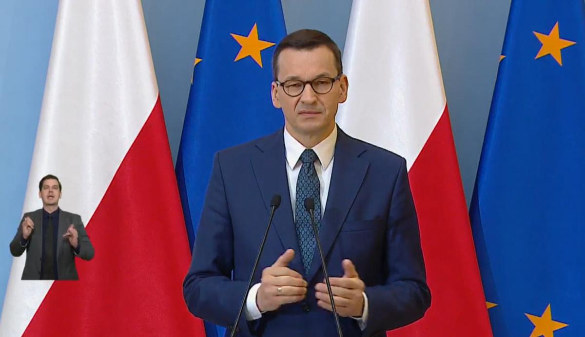 Rzecznik rządu: w środę premier przedstawi datę i zakres kolejnego etapu znoszenia restrykcji