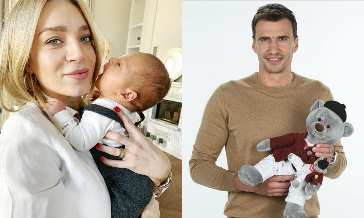 """Martyna Gliwińska zeszła się z Bieniukiem? Pokazała urocze zdjęcie z noworodkiem. """"Jest i tata"""""""