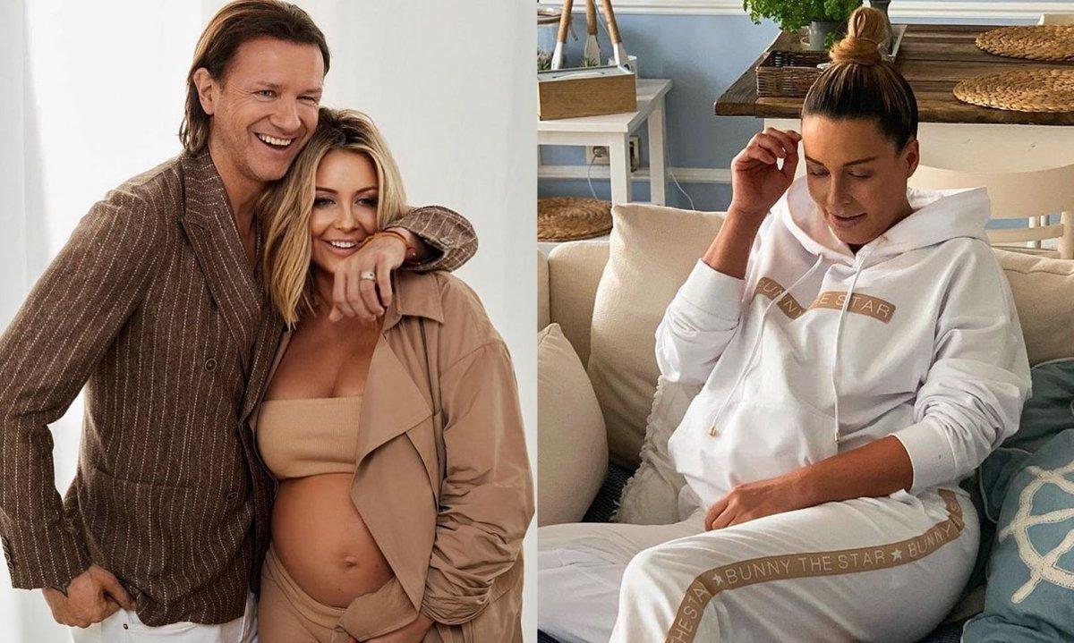 Małgorzata Rozenek cieszy się z powrotu rodzinnych porodów. Radek: Pysiuniu, mówiłem, że rodzimy razem!