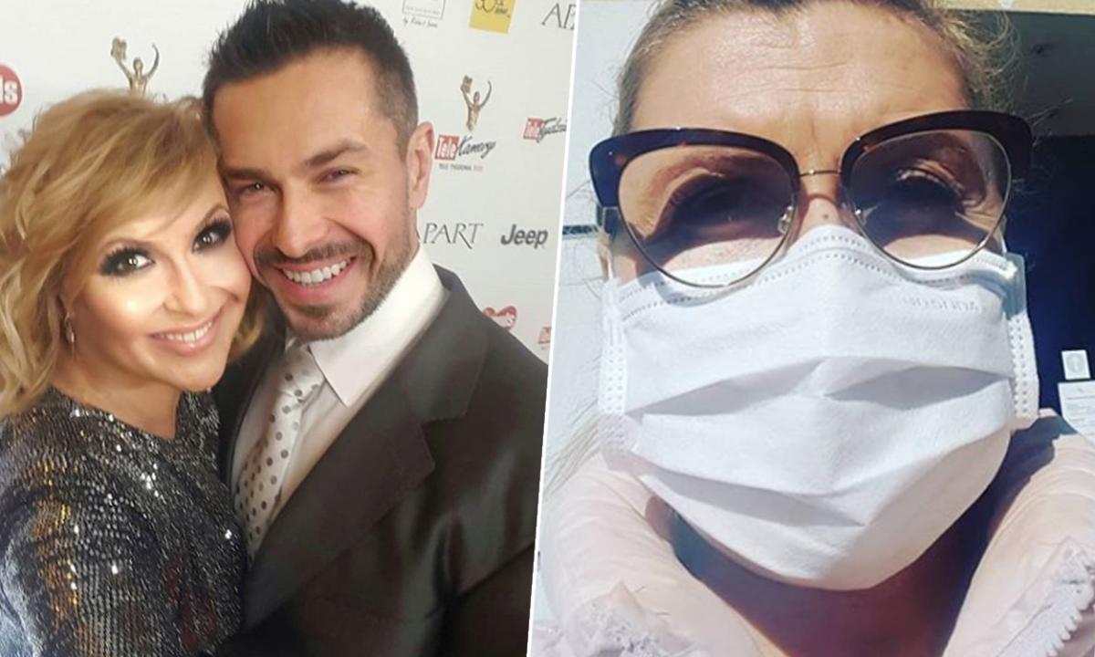 """Katarzyna Skrzynecka mówi o stanie zdrowia męża: """"Nie jest nam łatwo. To najgorszy czas..."""""""