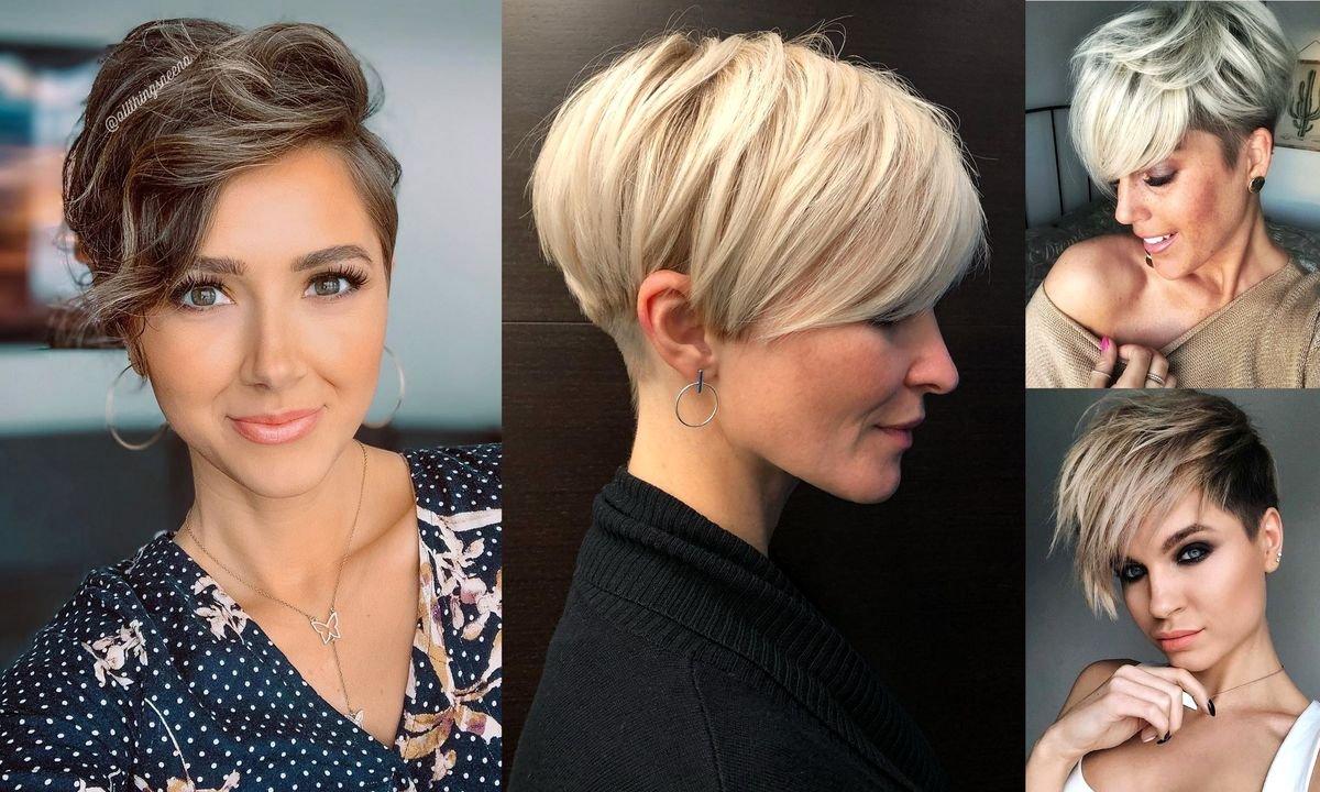 Odmładzające pixie cut - 21 fryzjerskich trendów