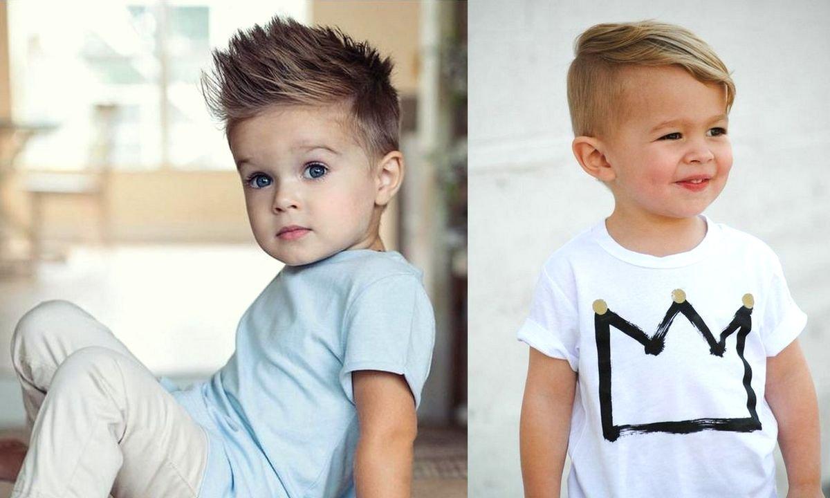 Przegląd fryzur dla chłopców w różnym wieku - stylowa galeria 2020