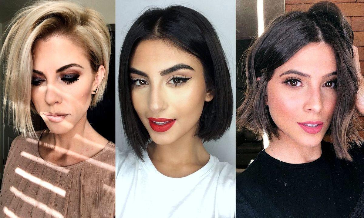 Włosy w pół szyi – katalog kobiecych trendów na nadchodzący sezon