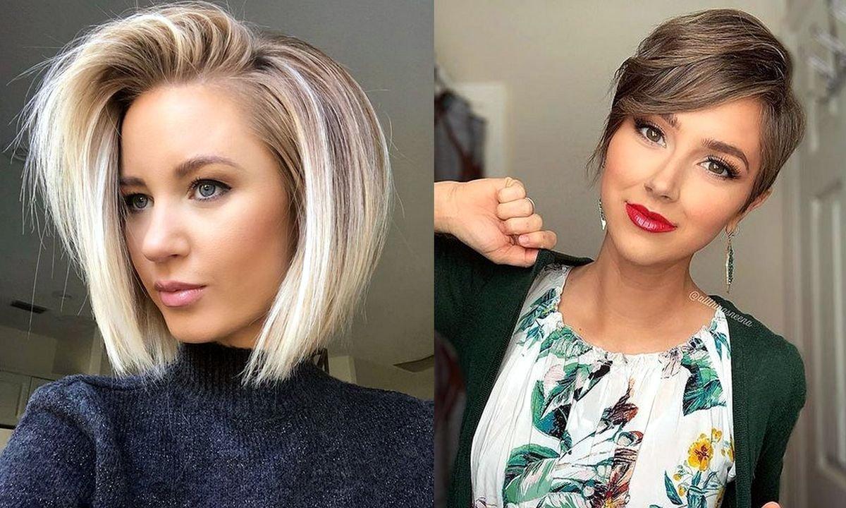 Fryzury na udaną metamorfozę - 21 największych fryzjerskich trendów