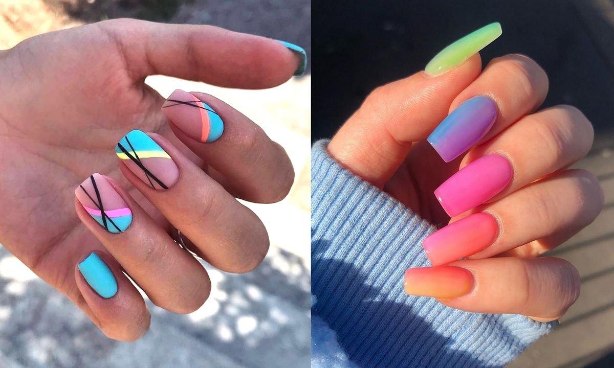 20 stylizacji manicure na lato i nie tylko! [GALERIA]