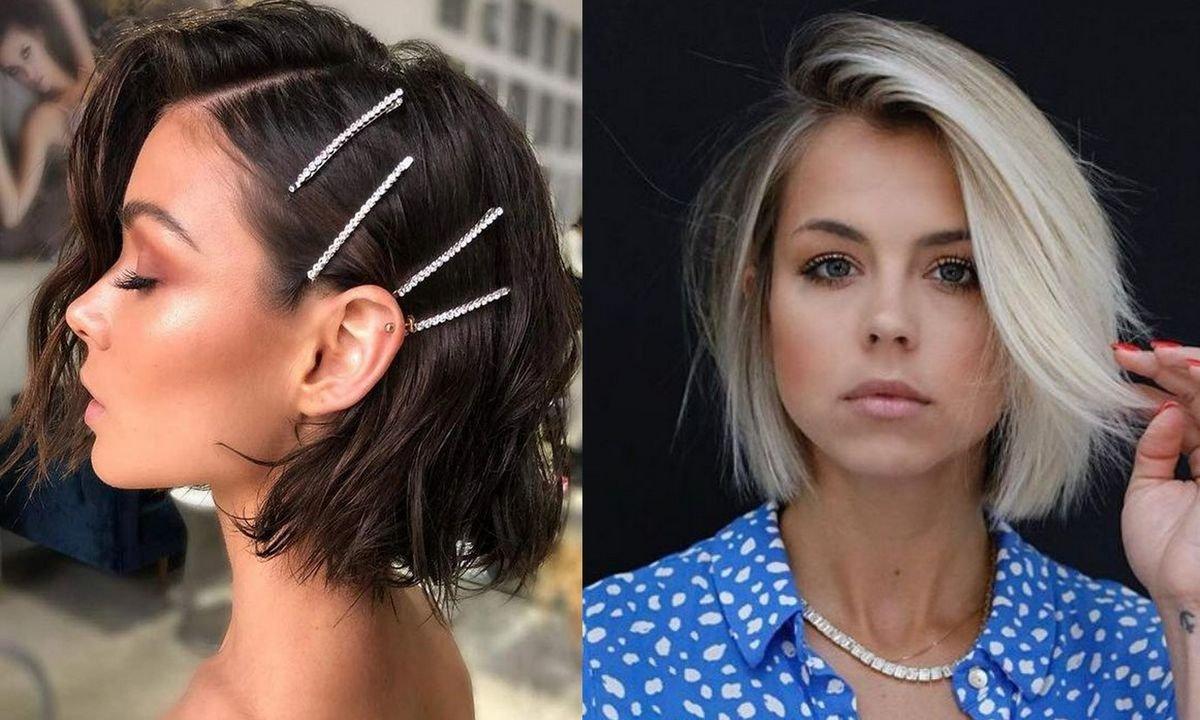 Genialne fryzury za ucho – 20 idealnych cięć na sezon wiosna/lato