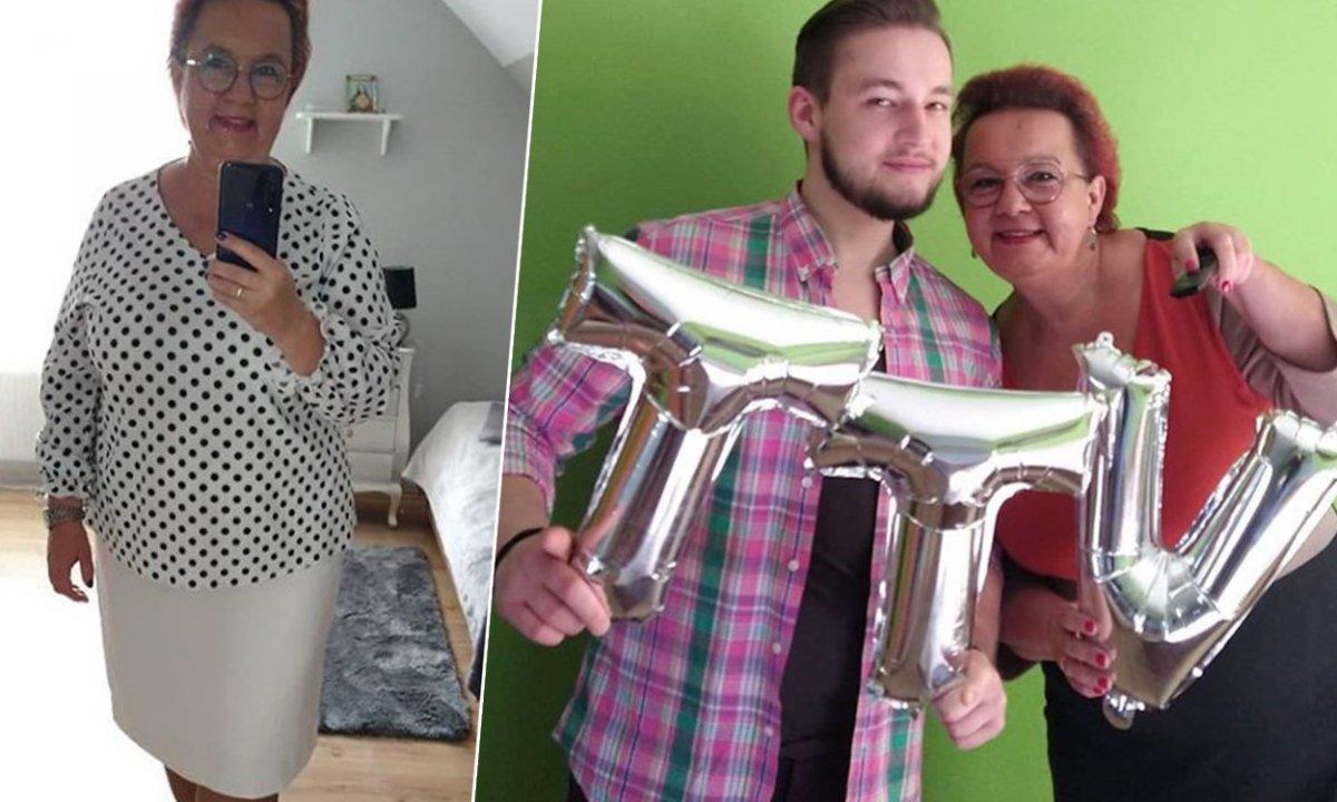 """Izabela Zeiske z """"Gogglebox"""" pokazała romantyczne zdjęcie z mężem! Joachim to kopia ojca!"""