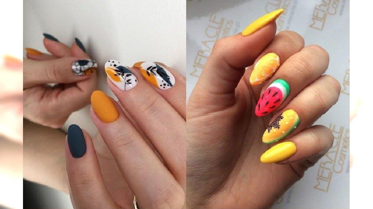 Manicure na lato - 30 najpiękniejszych propozycji z sieci [GALERIA]