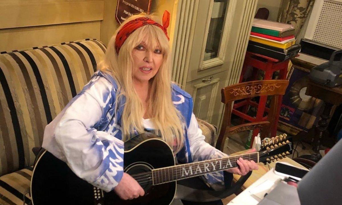 Prezydent Duda wyzwał Marylę Rodowicz. Piosenkarka rapuje i dogryza premierowi.