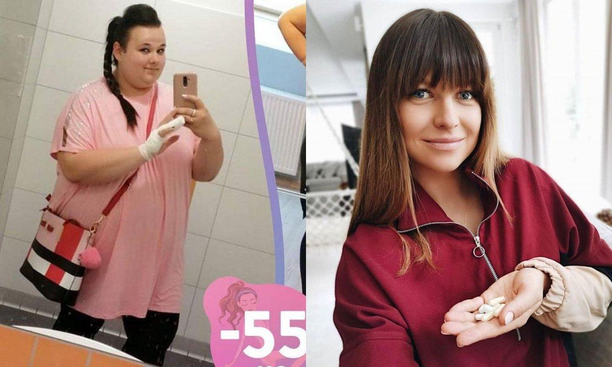 Anna Lewandowska pokazuje metamarfozy swoich fanek. Jedna z nich schudła aż 55 kg!