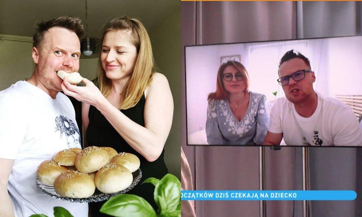"""Paulina i Krzysztof ze """"Ślubu od pierwszego wejrzenia"""" spodziewają się dziecka. A niedawno on złożył papiery rozwodowe!"""