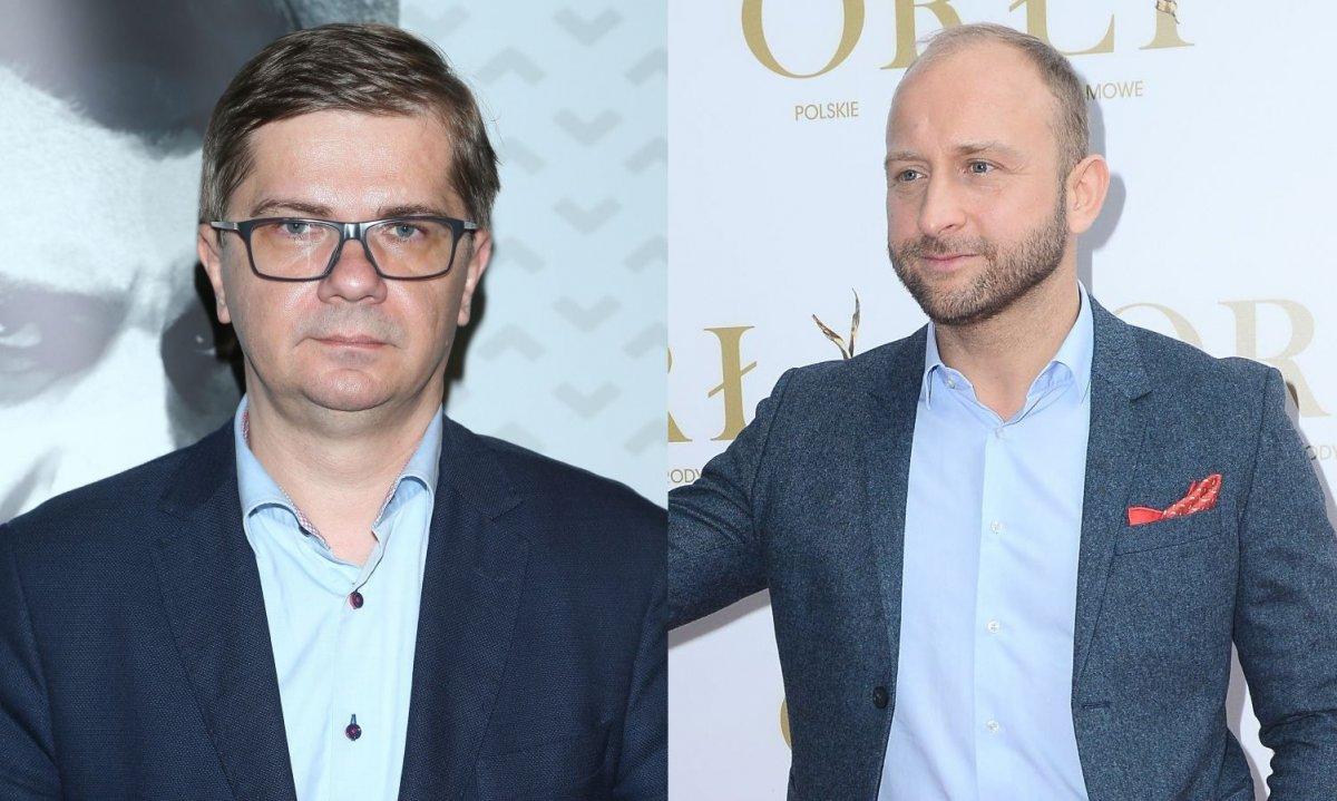"""Borys Szyc odpowiada reżyserowi filmu o pedofilii. """"Atakował mnie wiadomościami bez ładu i składu"""""""