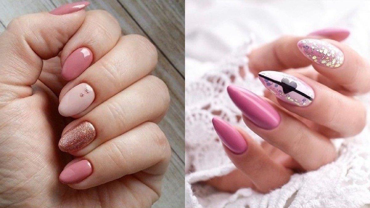 Różowe paznokcie - 20 pomysłów na różowy manicure [GALERIA]