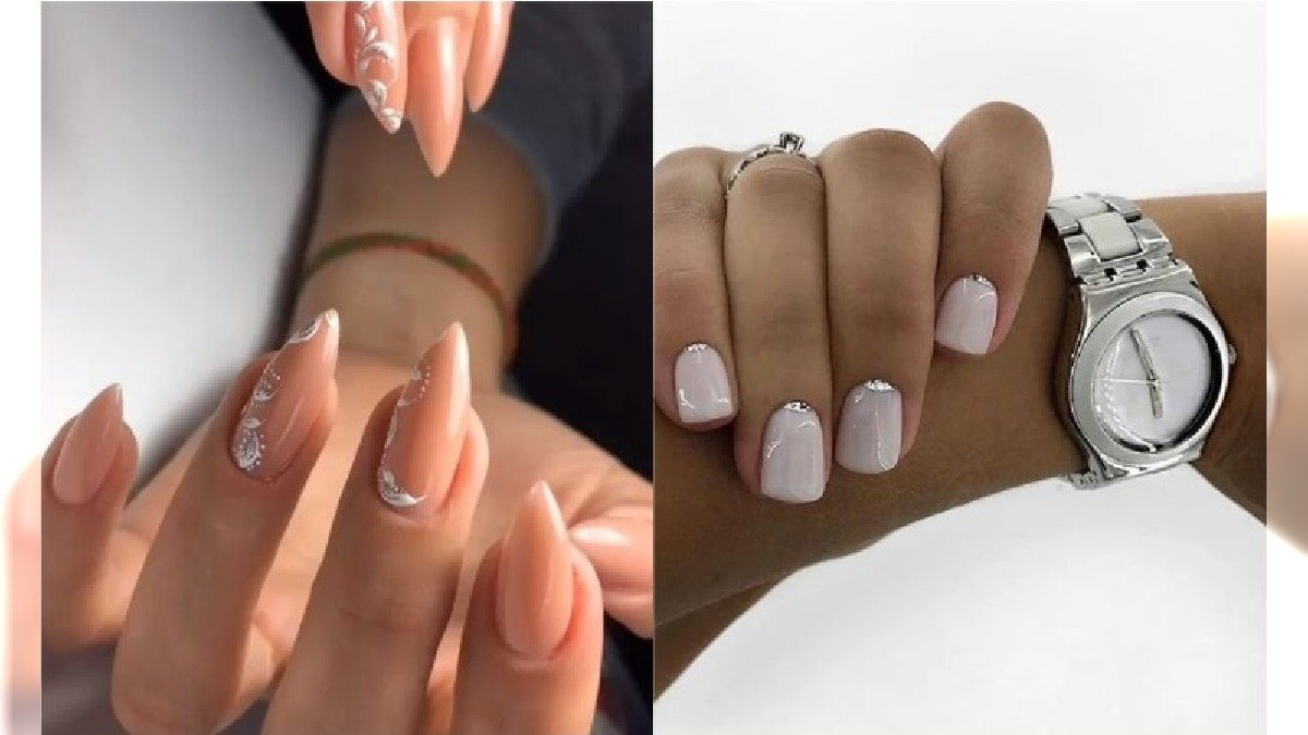 Delikatne paznokcie na lato - romantyczne i eleganckie zdobienia