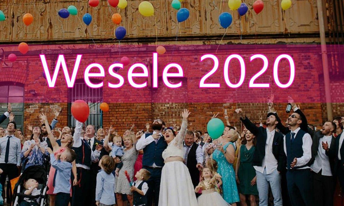Wesele 2020. Kiedy Polacy będą mogli zorganizować przyjęcie? Jest stanowisko ministra zdrowia