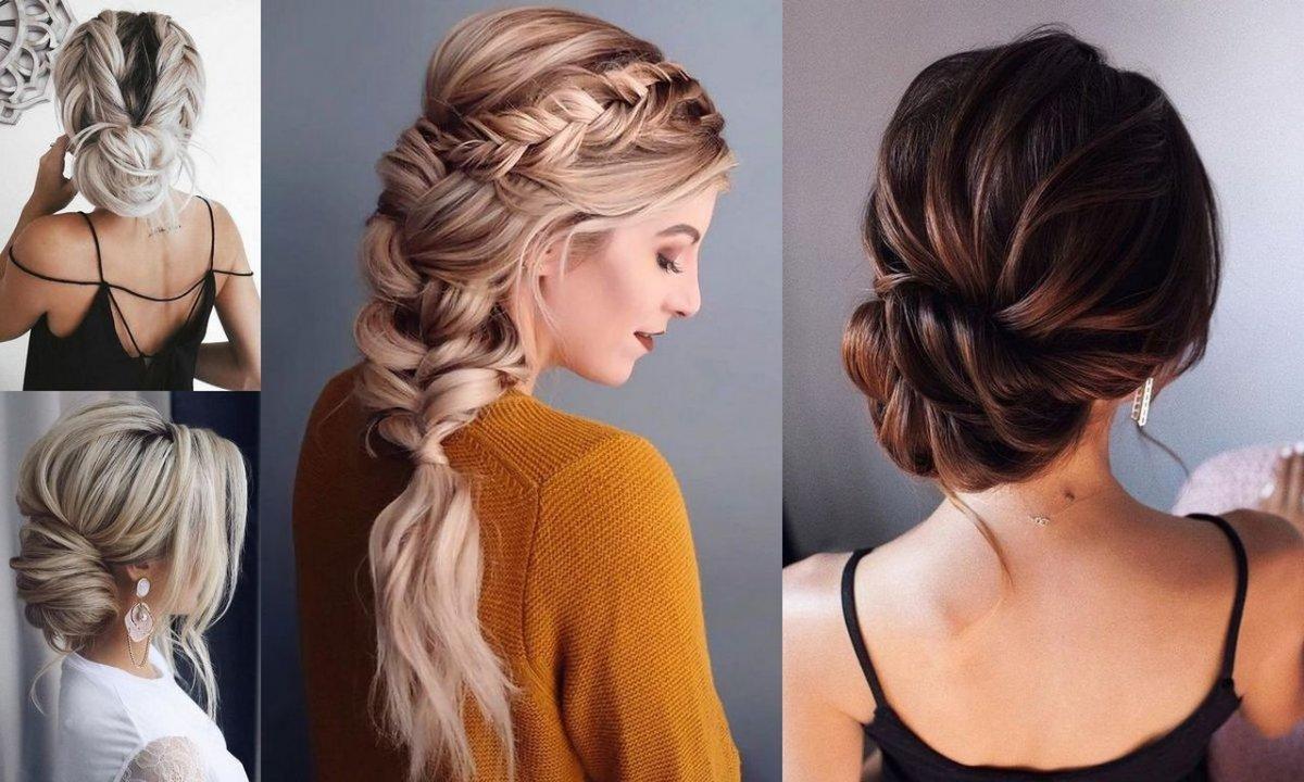 Fryzury na wesele dla włosów półdługich i długich! [galeria]