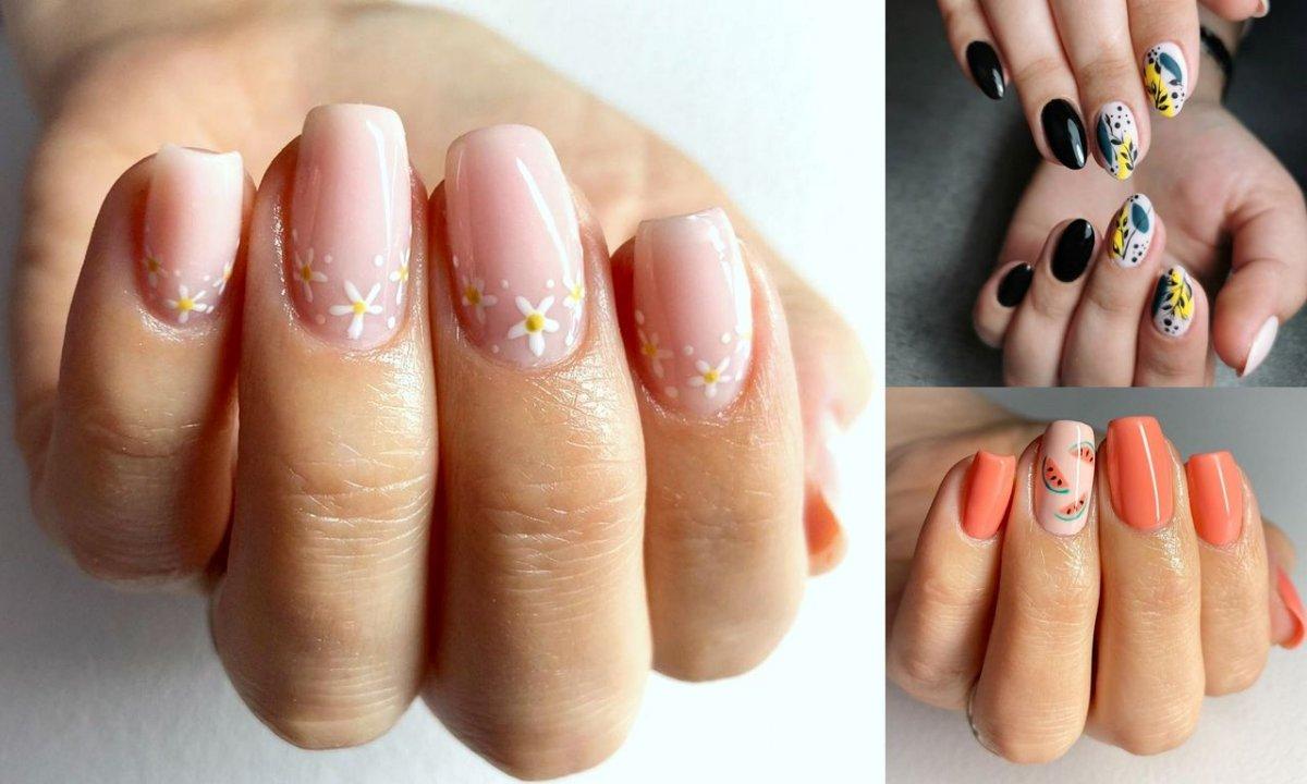 Krótki manicure - 16 najpiękniejszych stylizacji
