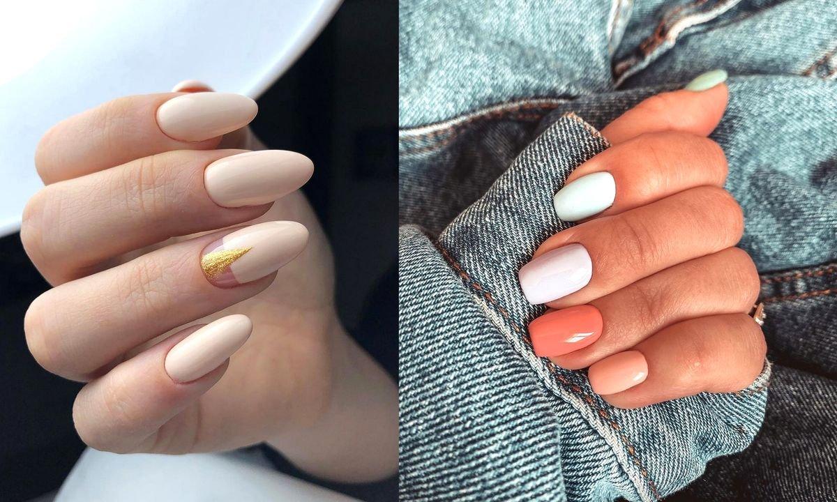 Pastelowy manicure - 18 przepięknych i subtelnych propozycji