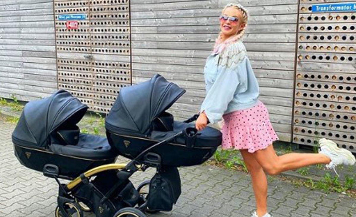 """Paula Tumala zlinczowana za ubiór córeczek: """"Przykro patrzeć"""", """"Boże, jakie one biedne"""""""