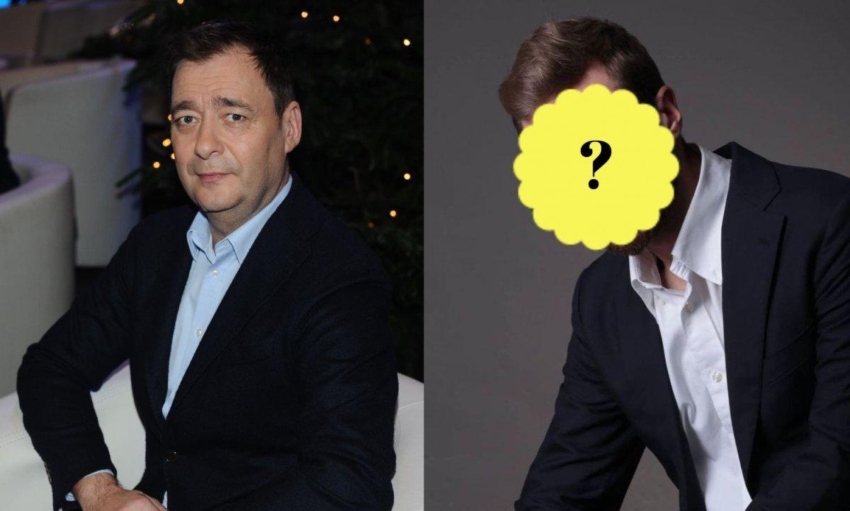 Jacek Rozenek ma dorosłego syna z pierwszego małżeństwa! Wow, wiedzieliście?