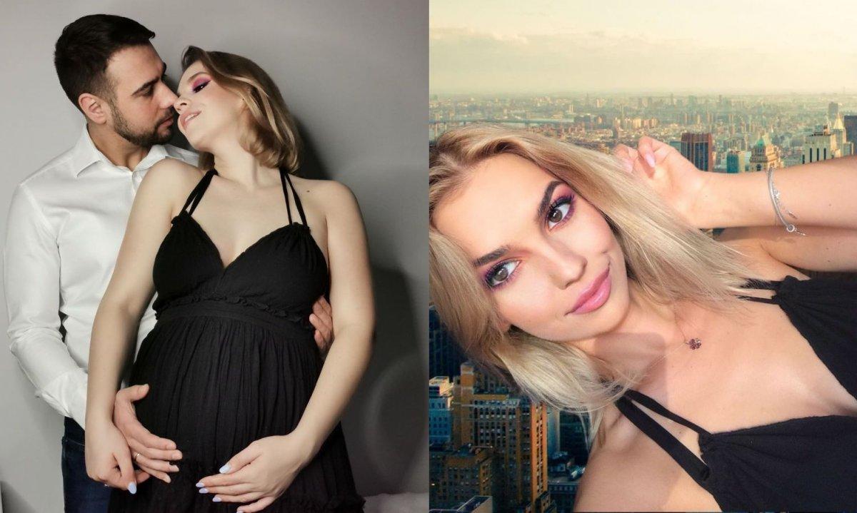 """Oliwia ze """"Ślubu od pierwszego wejrzenia"""" pokazała figurę po ciąży! Fani: Macierzyństwo ci służy"""