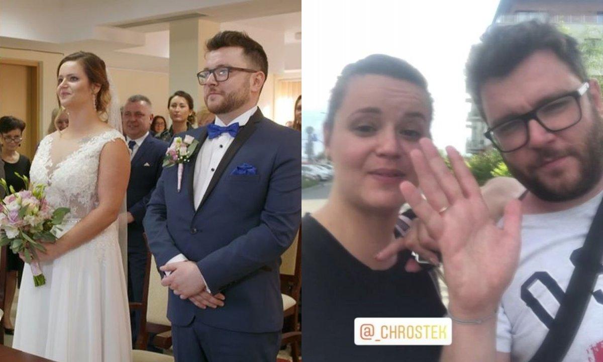 """Agnieszka ze """"Ślubu od pierwszego wejrzenia"""" na nowym zdjęciu. Wszyscy pytają, czy jest w ciąży!"""