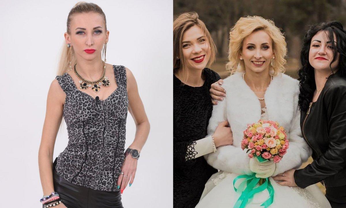 """Liubov Miruk z """"Projektu Lady"""" wyprawiła polsko-ukraińskie wesele! Pokazała zdjęcia!"""
