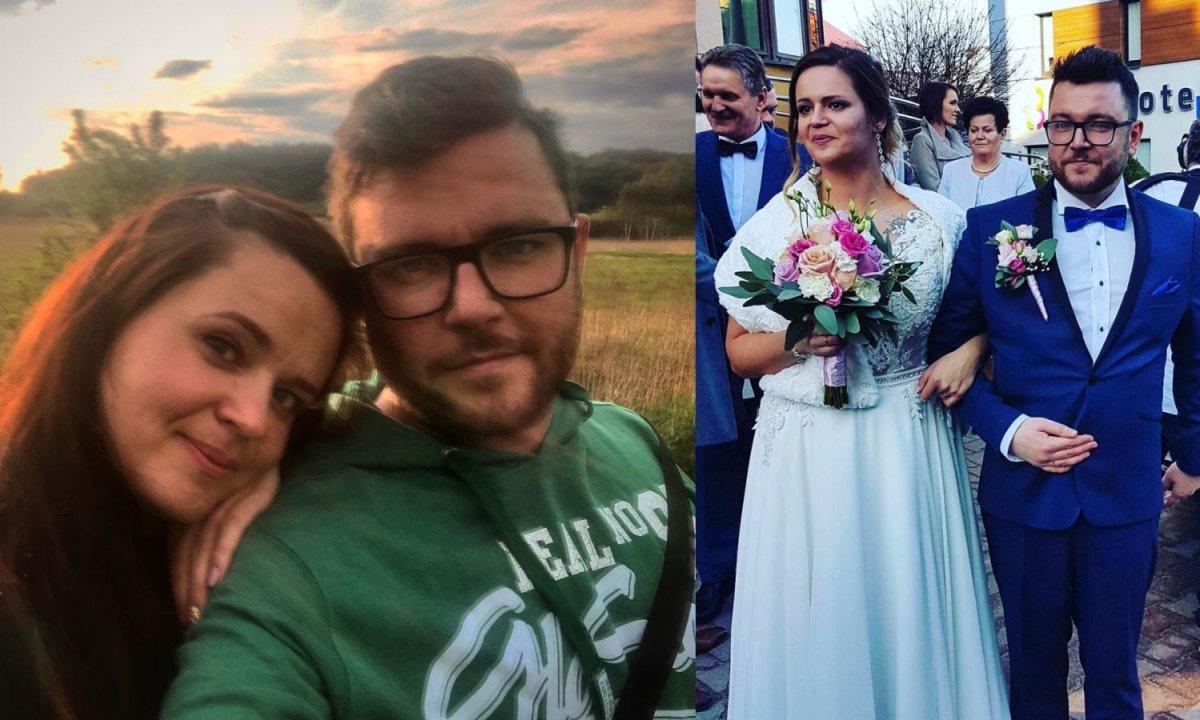 """Agnieszka i Wojtek ze """"Ślubu od pierwszego wejrzenia"""" w gorącej sesji! """"Twoja żona to petarda!"""""""