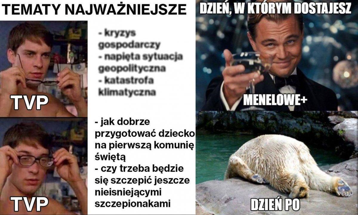 Debata prezydencka w TVP: Internauci tworzą memy! Zobacz najlepsze!