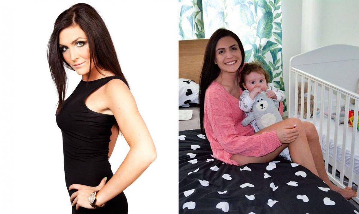 """Magda Pyznar z """"Warsaw Shore"""" w bikini po porodzie! """"Mam lepszą formę niż przed ciążą"""""""