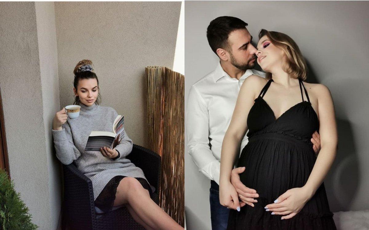 """Oliwia ze """"Ślubu od pierwszego wejrzenia"""" pokazała rodzinne zdjęcie z synkiem. Fani: """"Nie było kasy na lepszy?"""""""