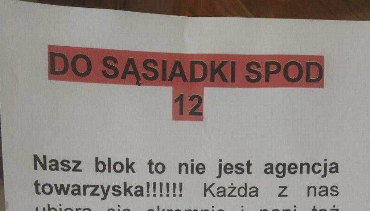 """Sąsiadki zaatakowały Sylwię, pisząc list i wywieszając go w klatce. """"Upokorzyły mnie publicznie!"""""""