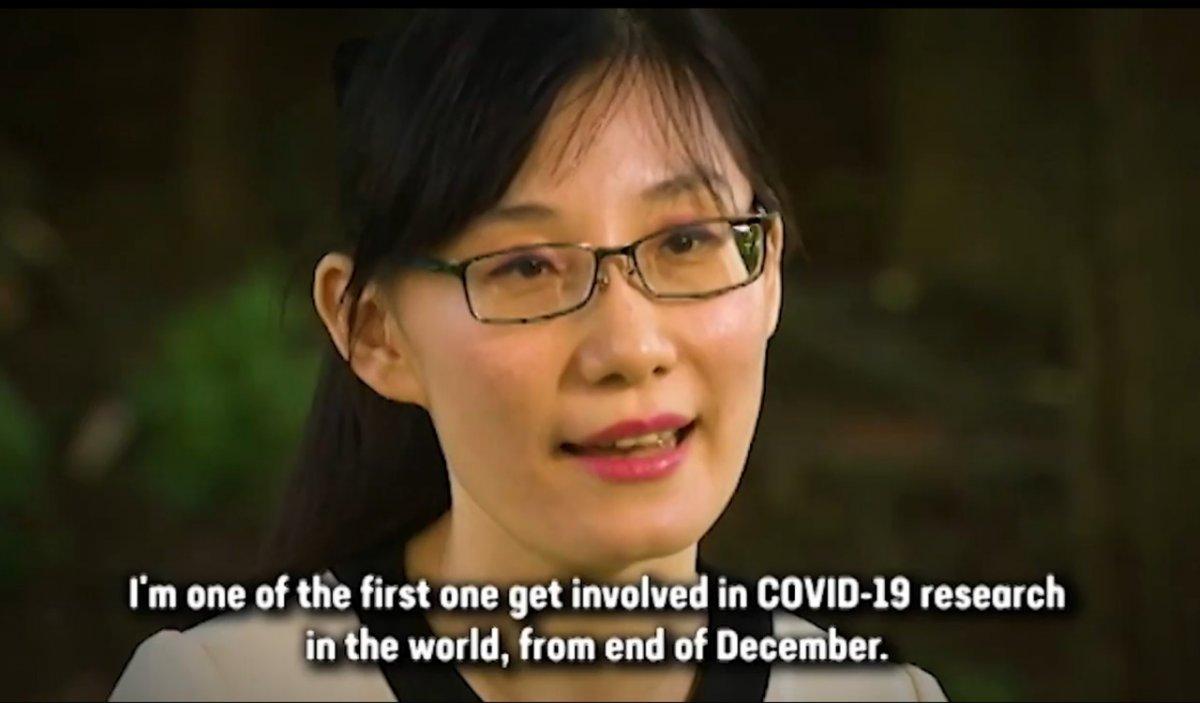 """""""Wirus nie pochodzi z natury"""": Sensacyjne oświadczenie wirusolog, która uciekła z Chin"""