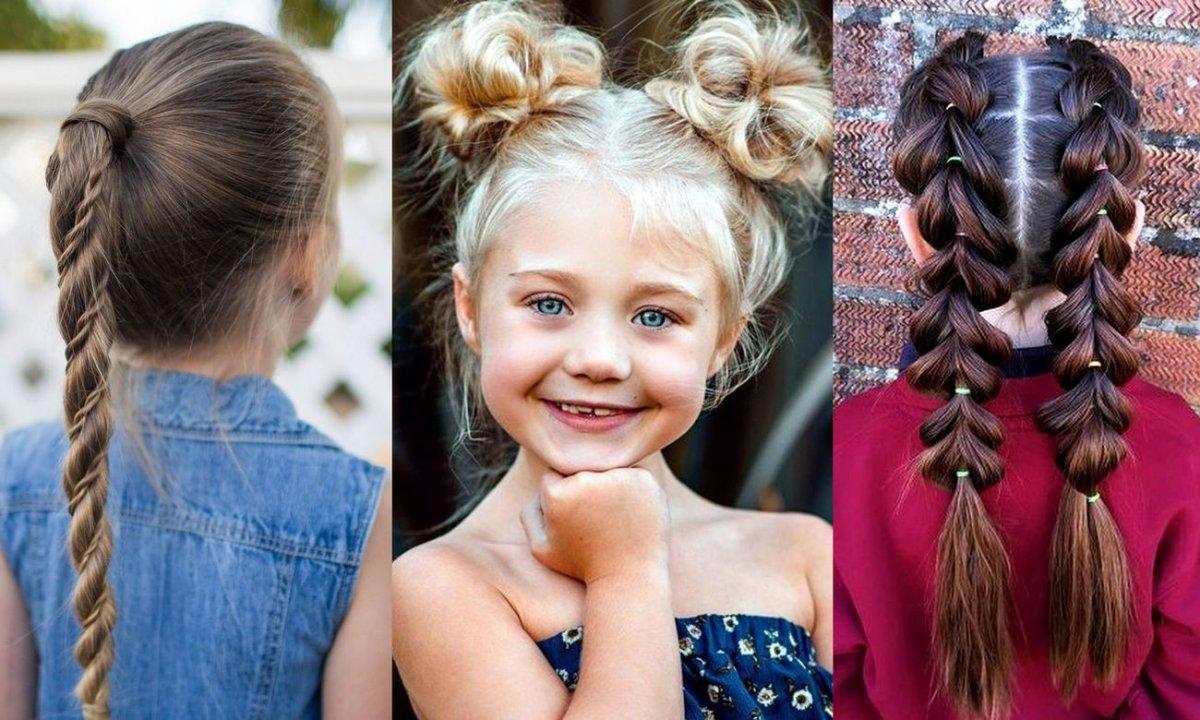Fryzury dla dziewczynek - 25 propozycji na śliczne uczesania z warkoczem i nie tylko
