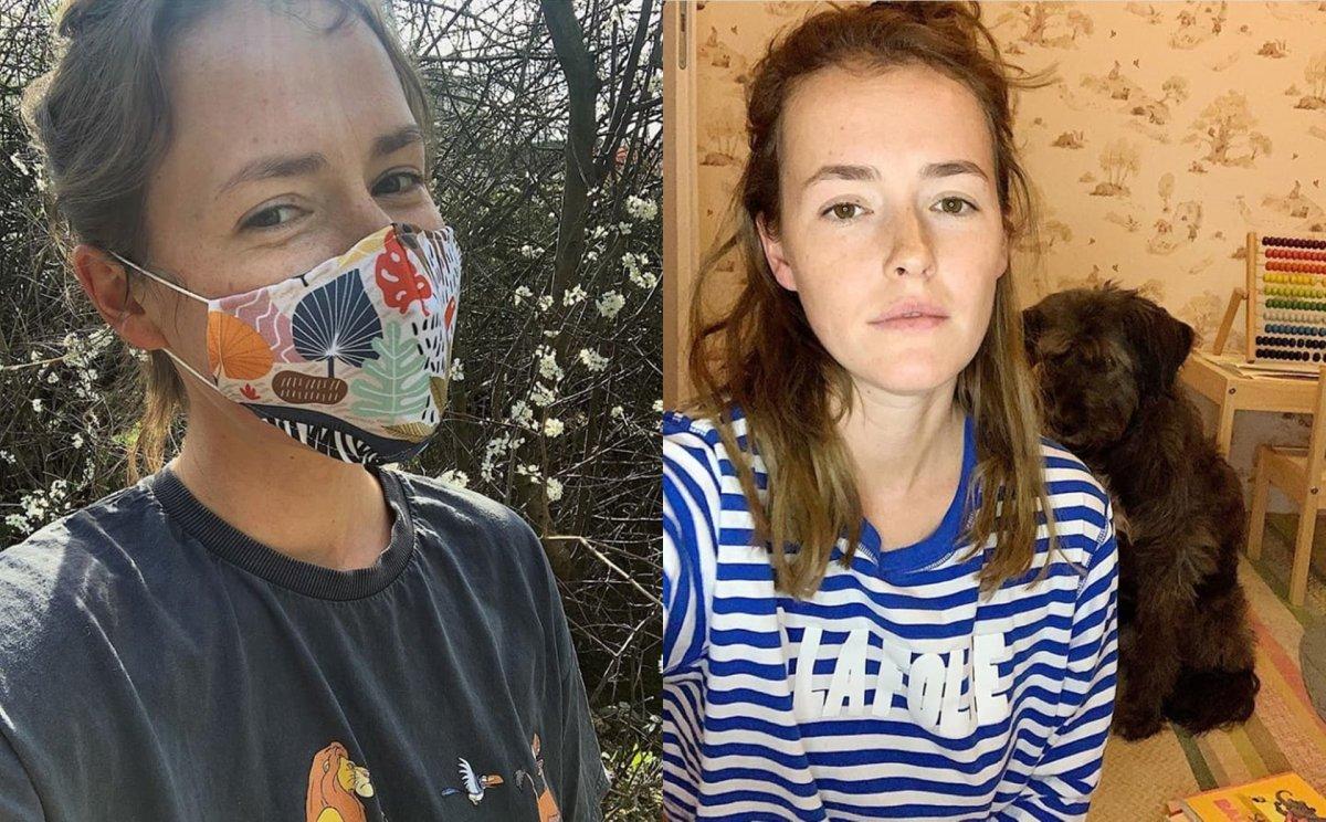 """Odchudzona Olga Frycz zadziwia nową fryzurą. Konkretne cięcie i nowy kolor. """"Figura jak talala, jesteś piękna"""" - komentują obserwatorzy"""