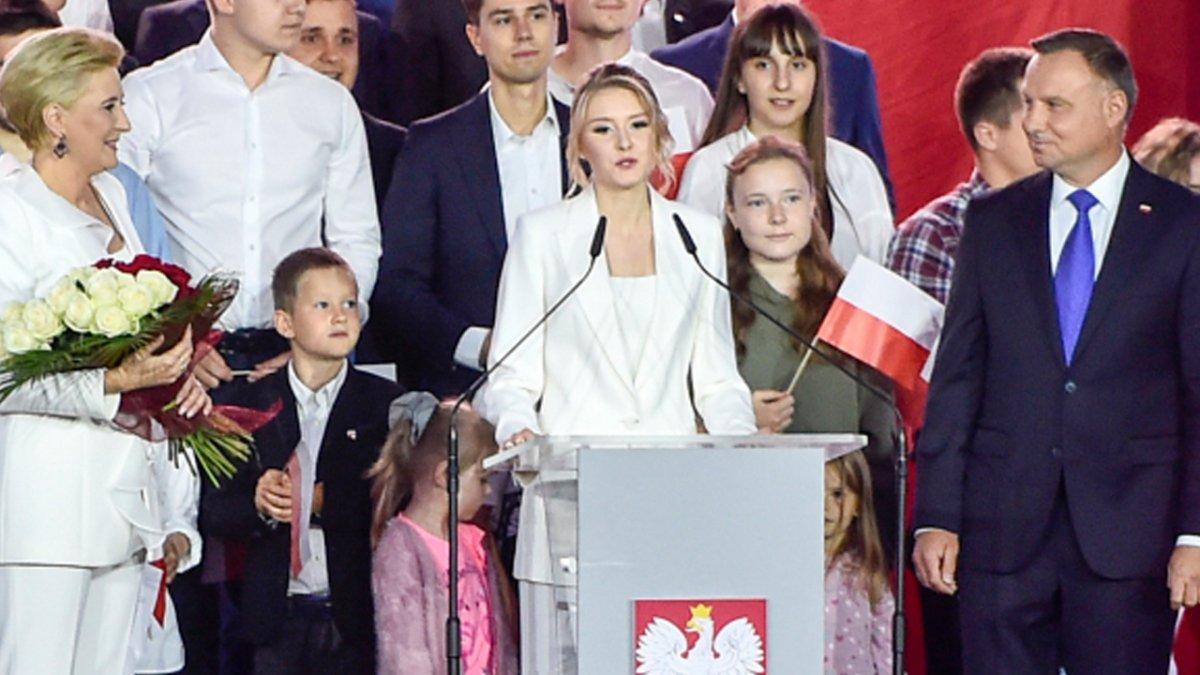 Poruszające przemówienie Kingi Dudy zaskoczyło Polaków. Co powiedziała córka Andrzeja Dudy?
