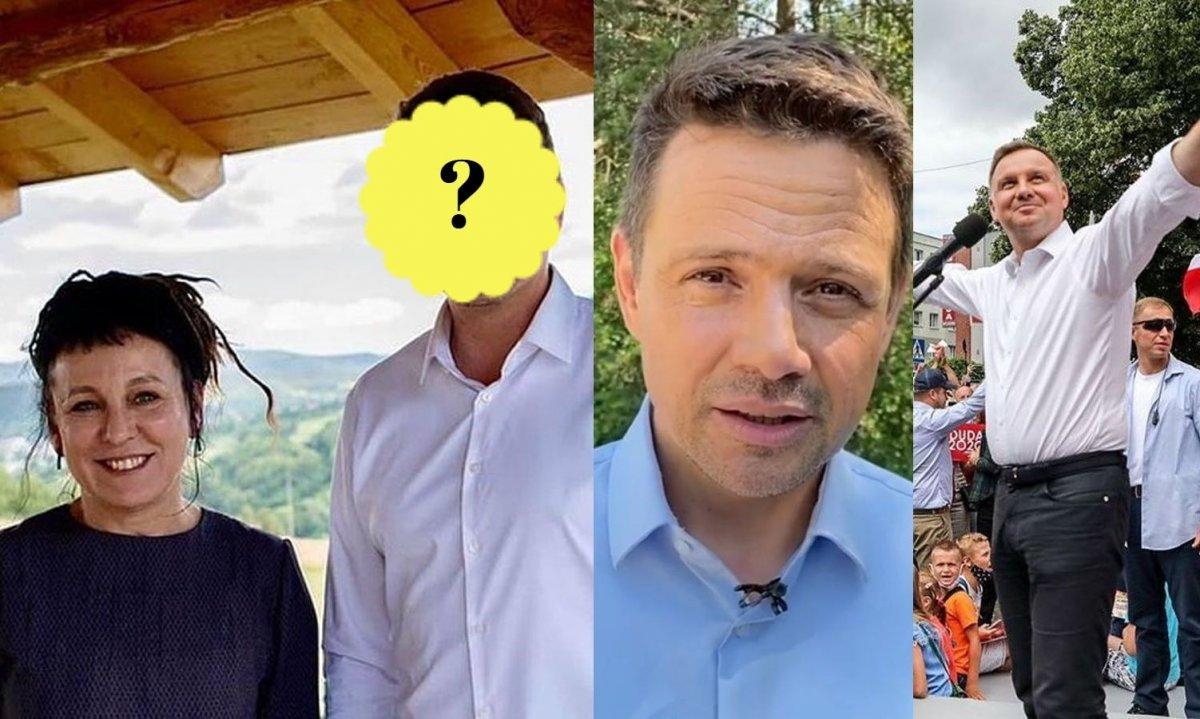 Polska noblistka spotkała się z jednym z kandydatów na prezydenta. Z którym?