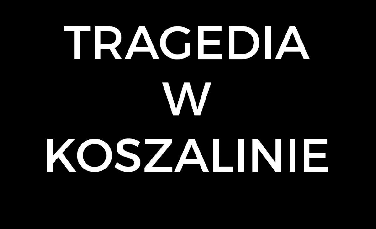 TRAGEDIA w Koszalinie! Dzieci wypadły z 9. piętra. Rodzeństwo nie przeżyło