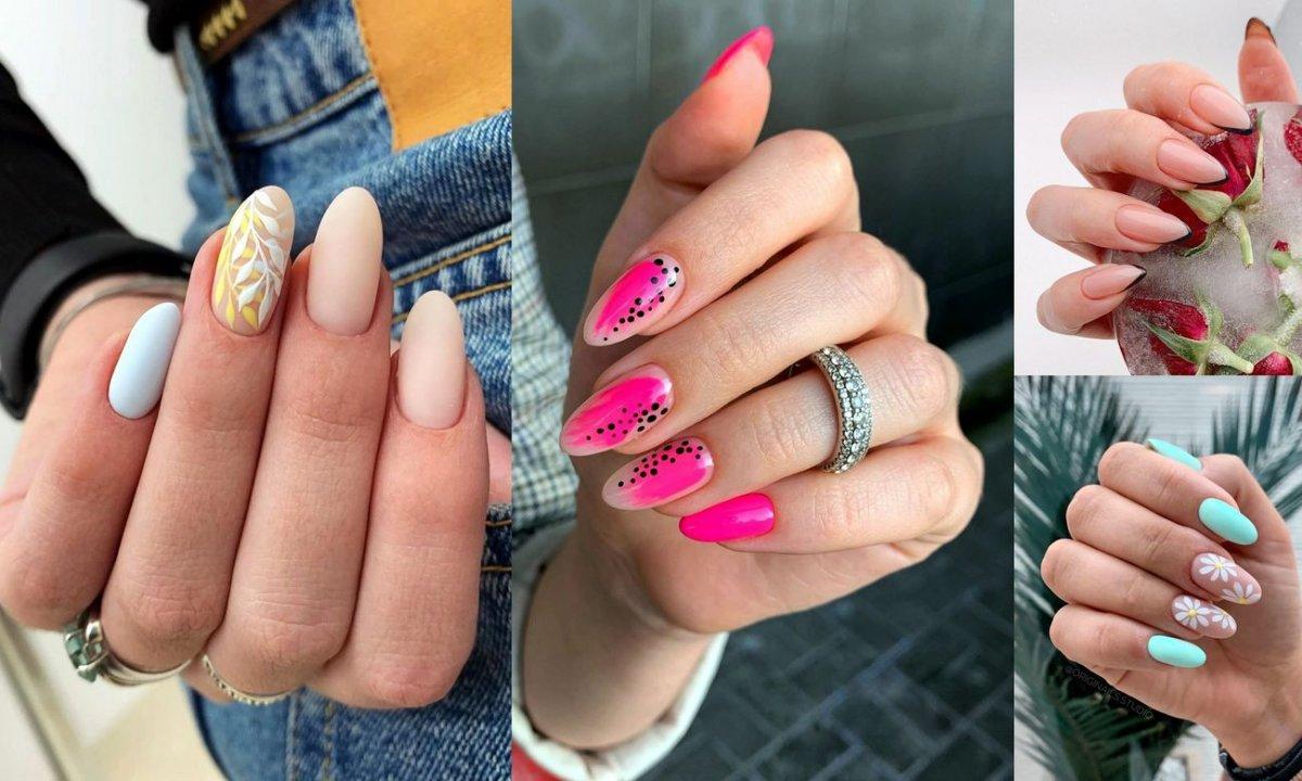 Modny manicure – nowoczesne, kobiece pomysły