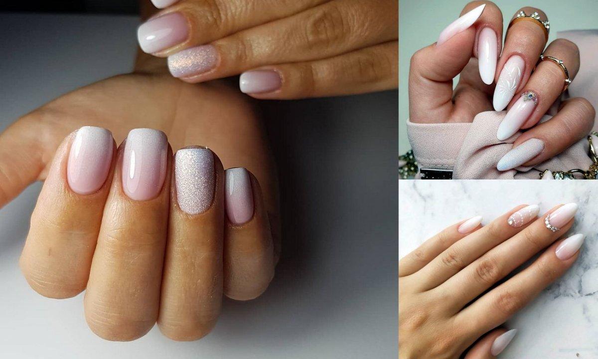 Ślubny manicure - galeria ślicznych zdobień